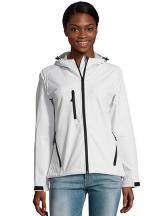 Women´s Hooded Softshell Jacket Replay