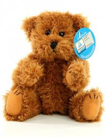 MiniFeet® Plush Bear Max S