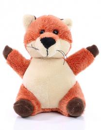 MiniFeet® Plush Fox Arne